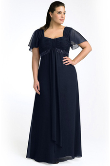 Robe de cocktail grande taille paris